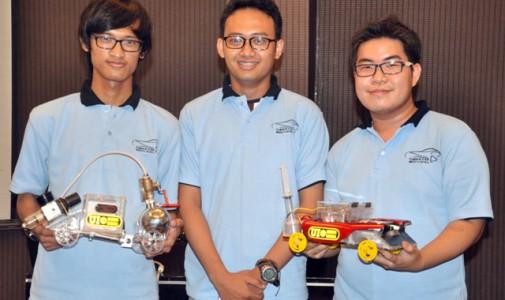 Mahasiswa UI Ciptakan Prototipe Mobil Ramah Lingkungan