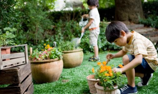 RCCC UI Ajak Anak Mencintai Alam
