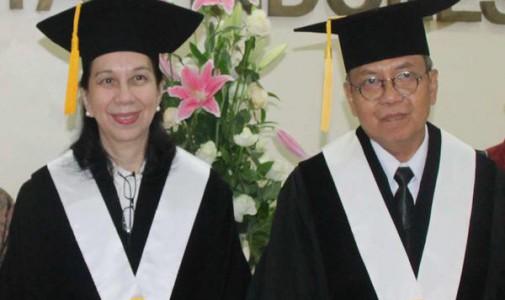 Pengukuhan Guru Besar Tetap Fakultas Ilmu Pengetahuan Budaya