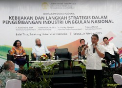 Exploring the Industrial Potency in Indonesia