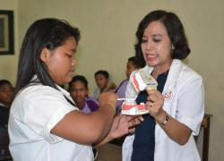 Faculty of Dentistry of UI Commemorated World No Tobacco Day