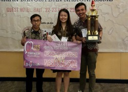 UI Won National Student Debate Competition