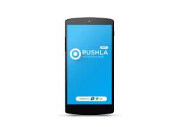 Pushla, an Innovative Application of UI Students