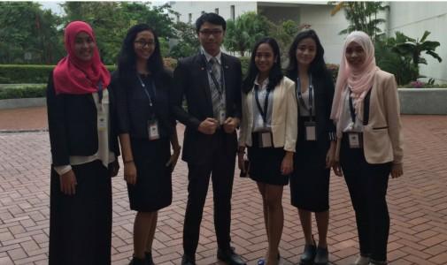 Delegasi UI Raih Honorable Mention pada Ajang SMUN