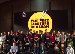 Lecturer of Engineering UI Became Finalist at Rice Bowl StartUp Award 2015