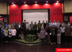 FISIP UI Held International Conference on Democracy Practice Talk