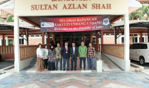 UI dan Universiti Malaya Gelar Law Academic Seminar 2016