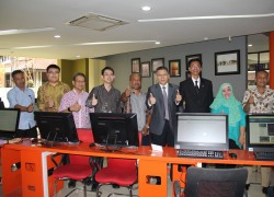 FISIP UI Received Grant from China