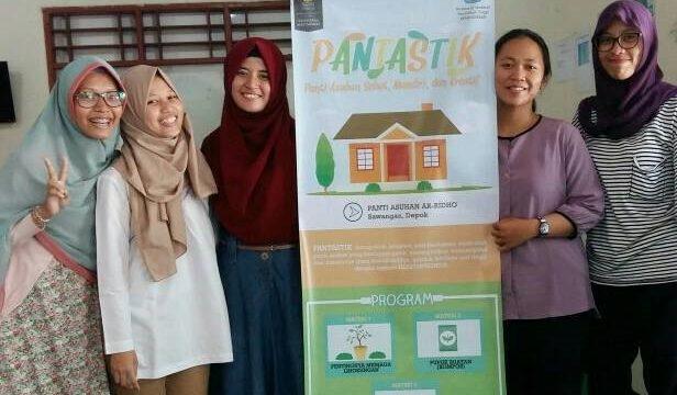 Mahasiswa UI Bangun Kemandirian Panti Asuhan lewat Program Healthpreneur Pantastik