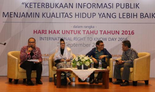 Keterbukaan Informasi Publik untuk Kualitas Hidup yang Lebih Baik