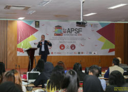 Discussing World's Important Issues, UI  Held Asia Pacific Student Forum