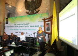 UI GreenMetric Announced World's Green Campuses