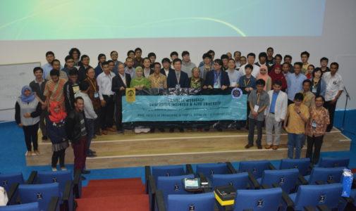 Profesor UI dan Ajou University Paparkan Riset Terkini Bidang Teknik Elektro