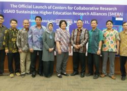 Improving Higher Education Research, Indonesia and US Launched USAID SHERA Program
