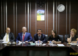 Moscow State University Explored  Cooperation with UI