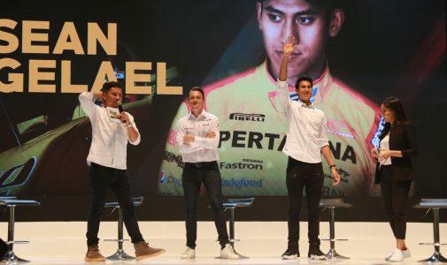 Pembalap Muda Formula 2 Asal Indonesia Ini Berbagi Ilmu di UI