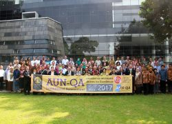 UI Became The First Indonesian  University That Participated in AUN-QA  Institutional Assessment