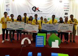 4 Tim Mahasiswa UI Raih Juara di Berbagai Cabang Kompetisi Civil In Action (CIA)