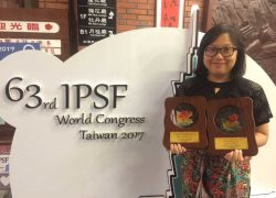 Faculty of Pharmacy UI Won Achievement on 63 rd IPSF World Congress 2017