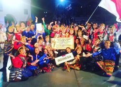 UI Student Dance Team Won International Competition in Bulgaria