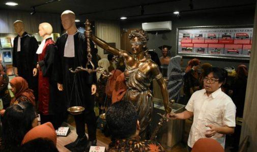 Museum FHUI jadi Tempat Kunjungan Wisata Kearsipan Nasional