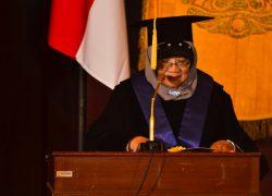 Universitas Indonesia Tambah Guru Besar Bidang Ilmu Hidrologi