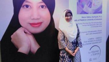 Peneliti FKUI Raih Prestasi L`oreal-Unesco for Women in Science 2017