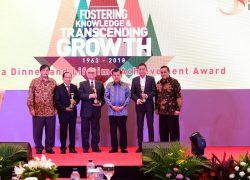 55 tahun, LM FEB UI Beri Penghargaan Lifetime Achievement ke 3 Tokoh