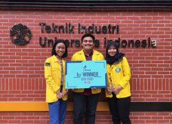 UI Won at IECOM International Competition