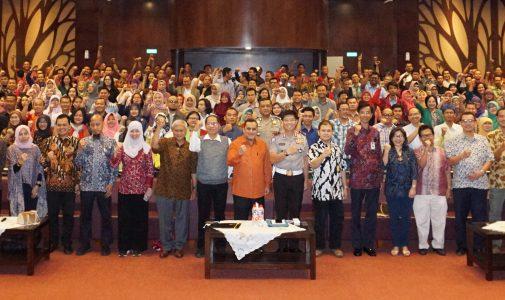 Seminar Evaluasi Implementasi K3L di UI
