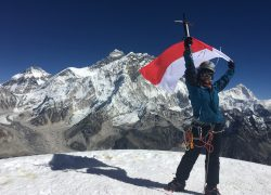 Jelajah Putri, The Seven Summits Mountaineering Mission of an UI Alumni