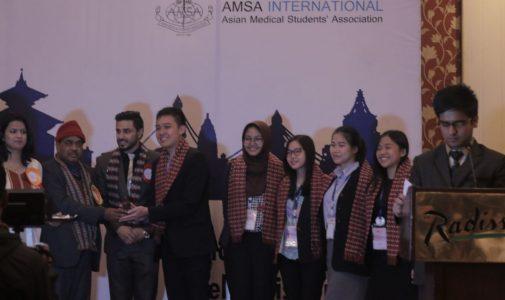 Mahasiswa FKUI Toreh Prestasi di Nepal