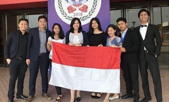 UI Sabet Enam Penghargaan di Harvard World MUN 2018