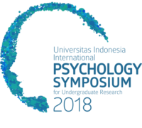 Universitas Indonesia International Psychological Symposium for Undergraduate Research