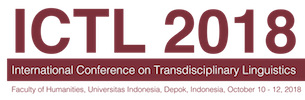 International Conference on Transdisciplinary Linguistics