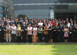 UI Became The Host of 18 th AUN and 7 th ASEAN+3 Educational Young Speakers Contest