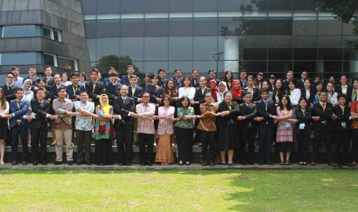 UI Tuan Rumah 18th AUN dan 7th ASEAN+3 Educational Young Speakers Contest