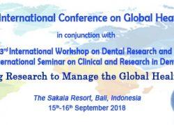 International Conference on Global Health