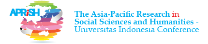 Asia Pacific Research in Humanities and Social Sciences