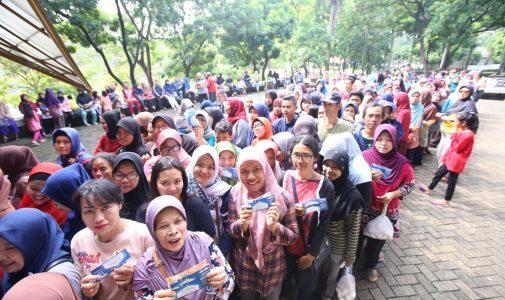 Gandeng Kementerian Perdagangan, ILUNI UI Gelar Pasar Murah Untuk Warga