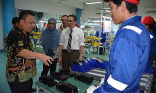 FTUI Terima Hibah Laboratorium Dari Toyota
