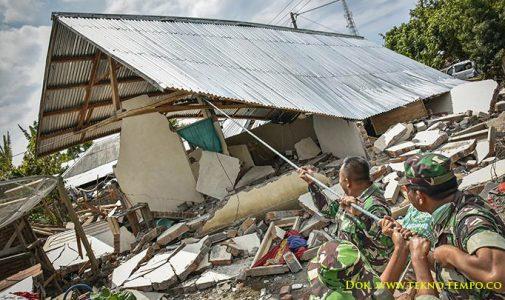 UI Turunkan Tim ke Bencana Gempa Lombok
