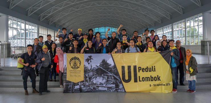 UI Berikan Inovasi Tabung Listrik (TaLis) Bagi Korban Gempa Lombok