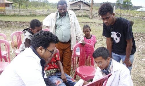 Mapala UI Sukses Selenggarakan Bakti Sosial di Papua Barat