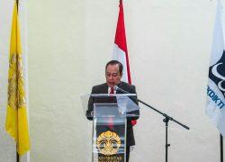 Kuliah Umum Gubernur Lemhannas di UI: Pertaruhan Bangsa dalam Masa Multitransisi