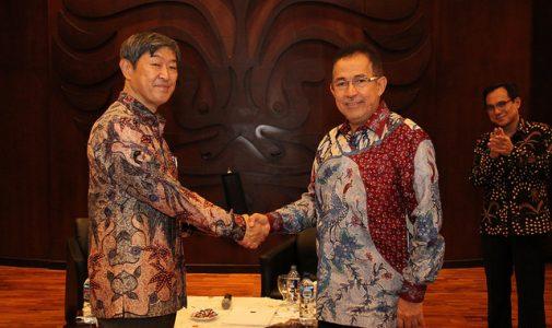 Peringatan 60 Tahun Hubungan Diplomatik Indonesia dan Jepang (JICA)