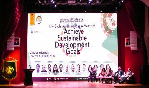 Sekolah Ilmu Lingkungan UI Gelar Konferensi Internasional Pembangunan Berkelanjutan