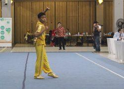 UI Gelar Kejuaraan Wushu Tingkat Nasional