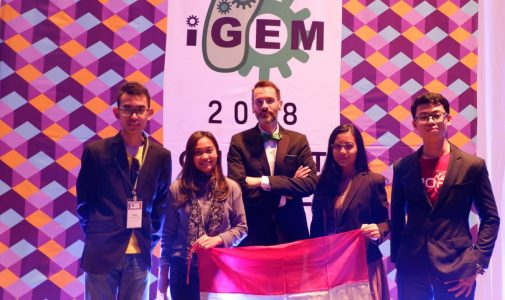 Tim UI Raih Medali Emas di Kompetisi Rekayasa Genetik di Amerika Serikat