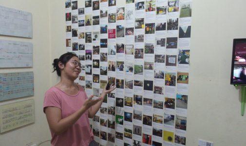 "Pameran Seni ""Tiga Ruang Kutek"" oleh Himpunan Mahasiswa Antropologi UI"
